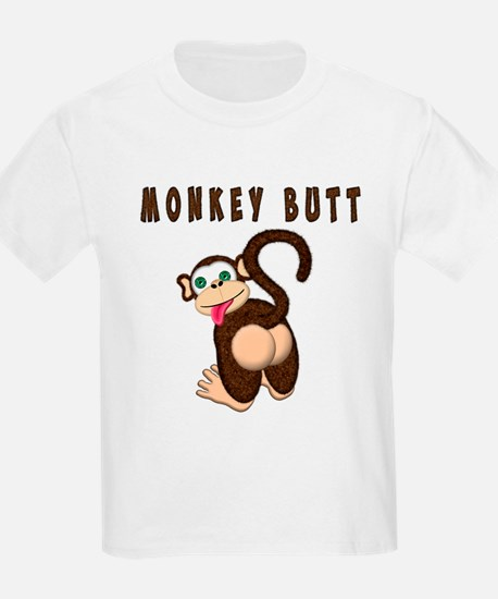 Monkey Butt New Begining T-Shirt