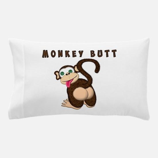 Monkey Butt New Begining Pillow Case