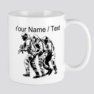SWAT Team Mugs