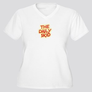 The Daily Skid Plus Size T-Shirt