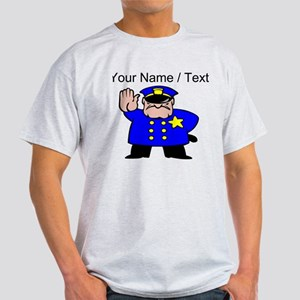 Mean Policeman T-Shirt