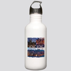 Hong Kong Sports Water Bottle
