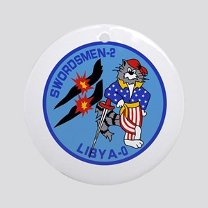 VF-32 Swordsmen Ornament (Round)