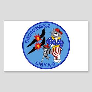 VF-32 Swordsmen Rectangle Sticker