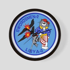 VF-32 Swordsmen Wall Clock
