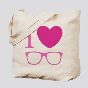 I Love Tote Bag