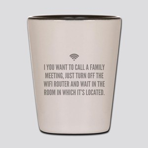Wifi Router Shot Glass