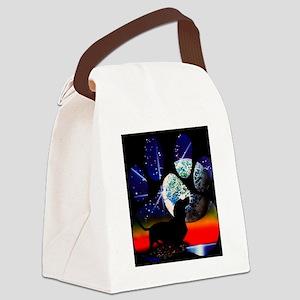 My Dachshund Canvas Lunch Bag