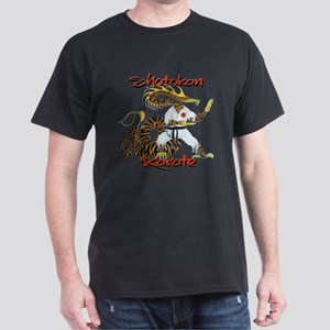 Shotokan Karate Dragon Design T-Shirt