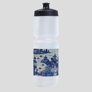 PORCELAIN CHINA ANTIQUE Sports Bottle