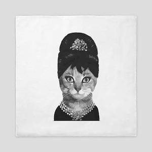 DIVA CAT Queen Duvet