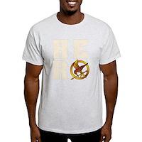 Hunger Games Hero Light T-Shirt