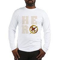 Hunger Games Hero Long Sleeve T-Shirt