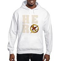 Hunger Games Hero Hooded Sweatshirt