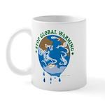 Earth Day : Stop Global Warming Mug