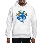 Earth Day : Stop Global Warming Hooded Sweatshirt