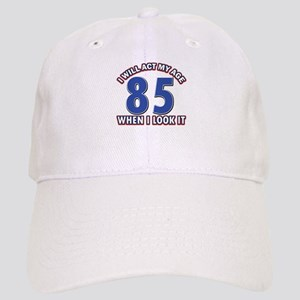 Act 85 years old Cap