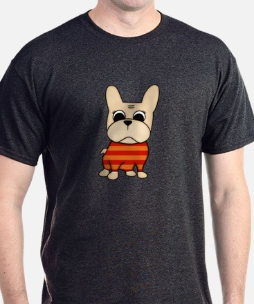 Cream Frenchie T-Shirt