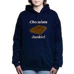 Chocolate Junkie Hooded Sweatshirt
