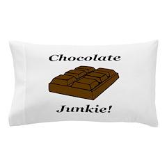 Chocolate Junkie Pillow Case