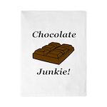 Chocolate Junkie Twin Duvet