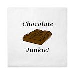 Chocolate Junkie Queen Duvet
