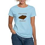 Chocolate Junkie Women's Light T-Shirt