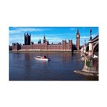 London 8 Wall Sticker