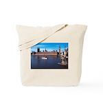 London 8 Tote Bag