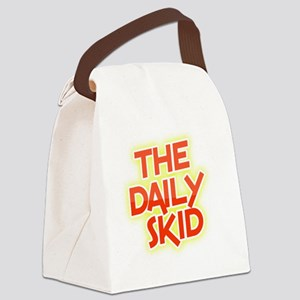 The Daily Skid Canvas Lunch Bag