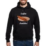 Lefse Junkie Hoodie (dark)