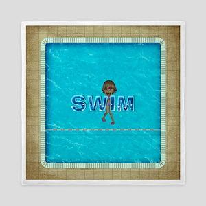 Swim Queen Duvet