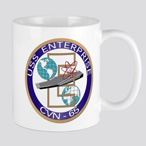 USS Enterprise (CVN-65) Mug