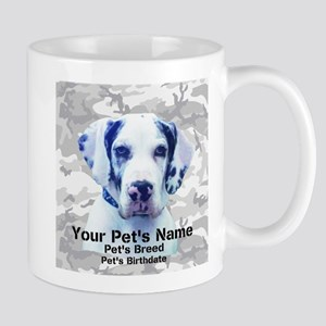 Personalize Pet Gifts! Mug