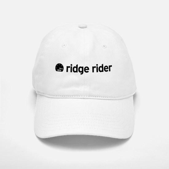 Ridge Rider Baseball Baseball Cap