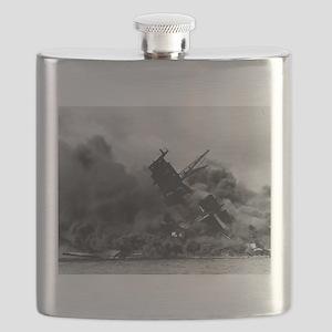 Pearl Harbor Flask
