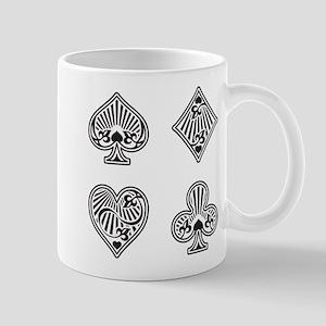 Poker Icons Mugs