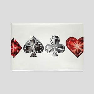 Poker Gems Magnets