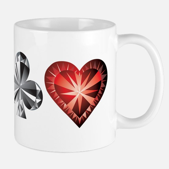 Poker Gems Mugs