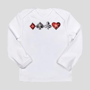 Poker Gems Long Sleeve T-Shirt