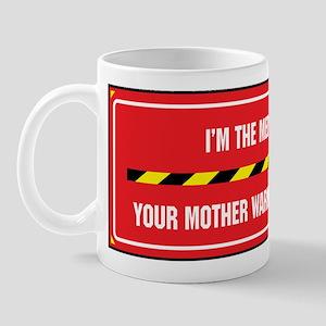 I'm the Mediator Mug