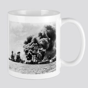 Pearl Harbor Mugs