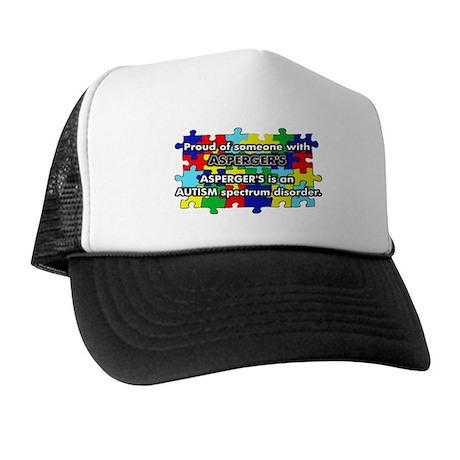 aspergers Trucker Hat