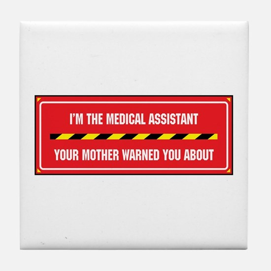I'm the Assistant Tile Coaster