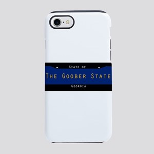 Georgia Nickname #3 iPhone 7 Tough Case