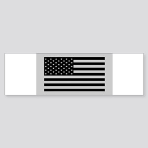 subdued flag sticker tactical 50_H_F Bumper Sticke