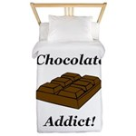 Chocolate Addict Twin Duvet