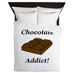 Chocolate Addict Queen Duvet