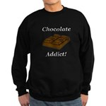 Chocolate Addict Sweatshirt (dark)