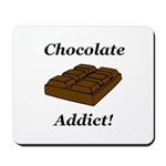 Chocolate Addict Mousepad